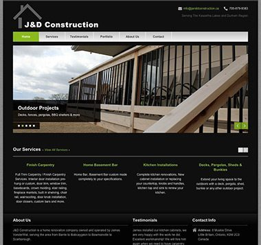J And D Construction
