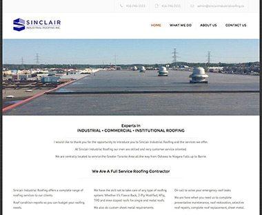 Sinclair Industrial Roofing