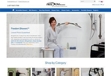 Accessibility Professionals FreedomShowers