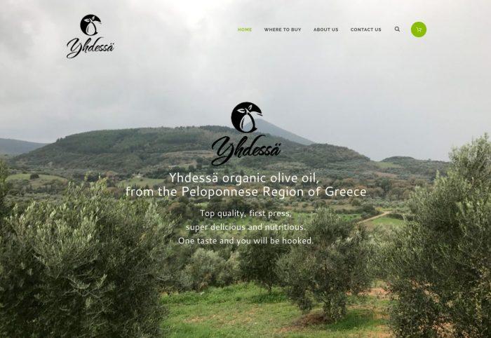 Yhdessa Organic Olive Oil