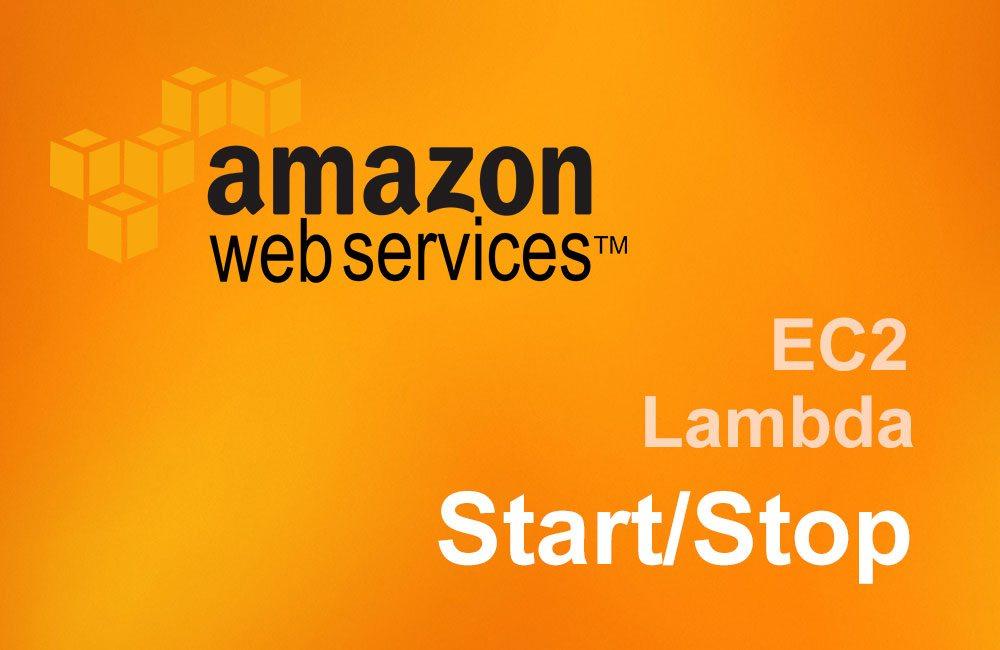 AWS Lambda Start Stop