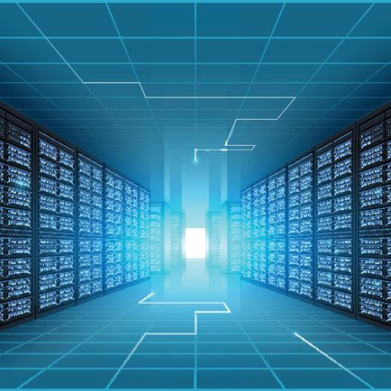 Server Room, Web Hosting