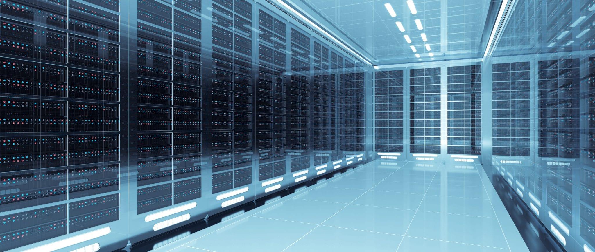 hosting server room title