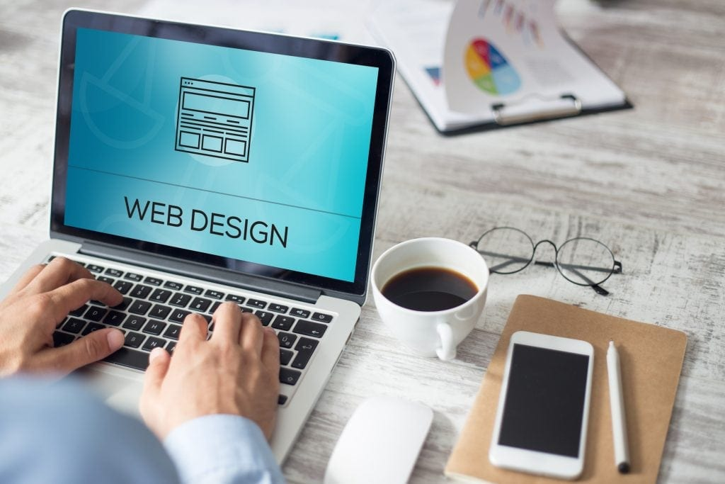 website design - security