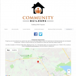 Community Builders contact