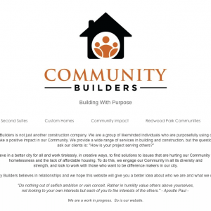 Community Builders home