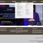 Connexus Church menu