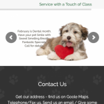 Essa Veterinary Services mobile