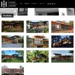 Iconic Custom Homes portfolio