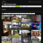 J&D Construction portfolio