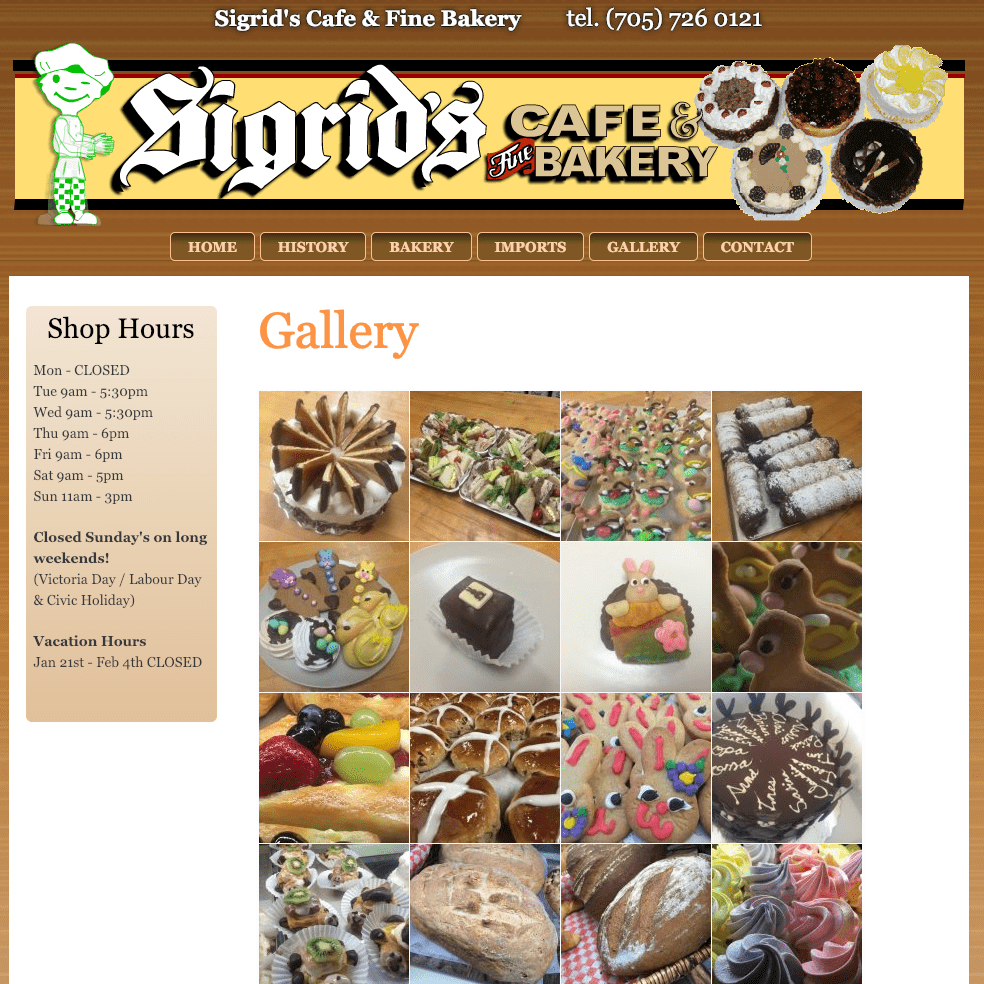 Sigrid's Cafe & Fine Bakery gallery