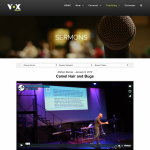 Vox Alliance sermons