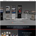 Baseline Digital Displays Homepage