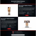 Baseline Digital Displays Minimal
