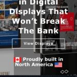 Baseline Digital Displays Mobile