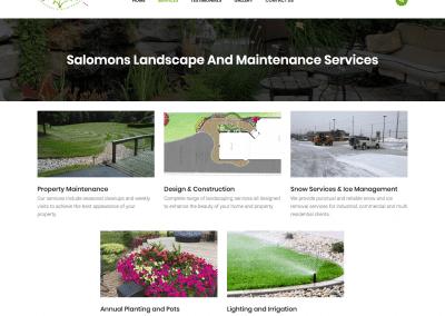 Salomons Landscape Services