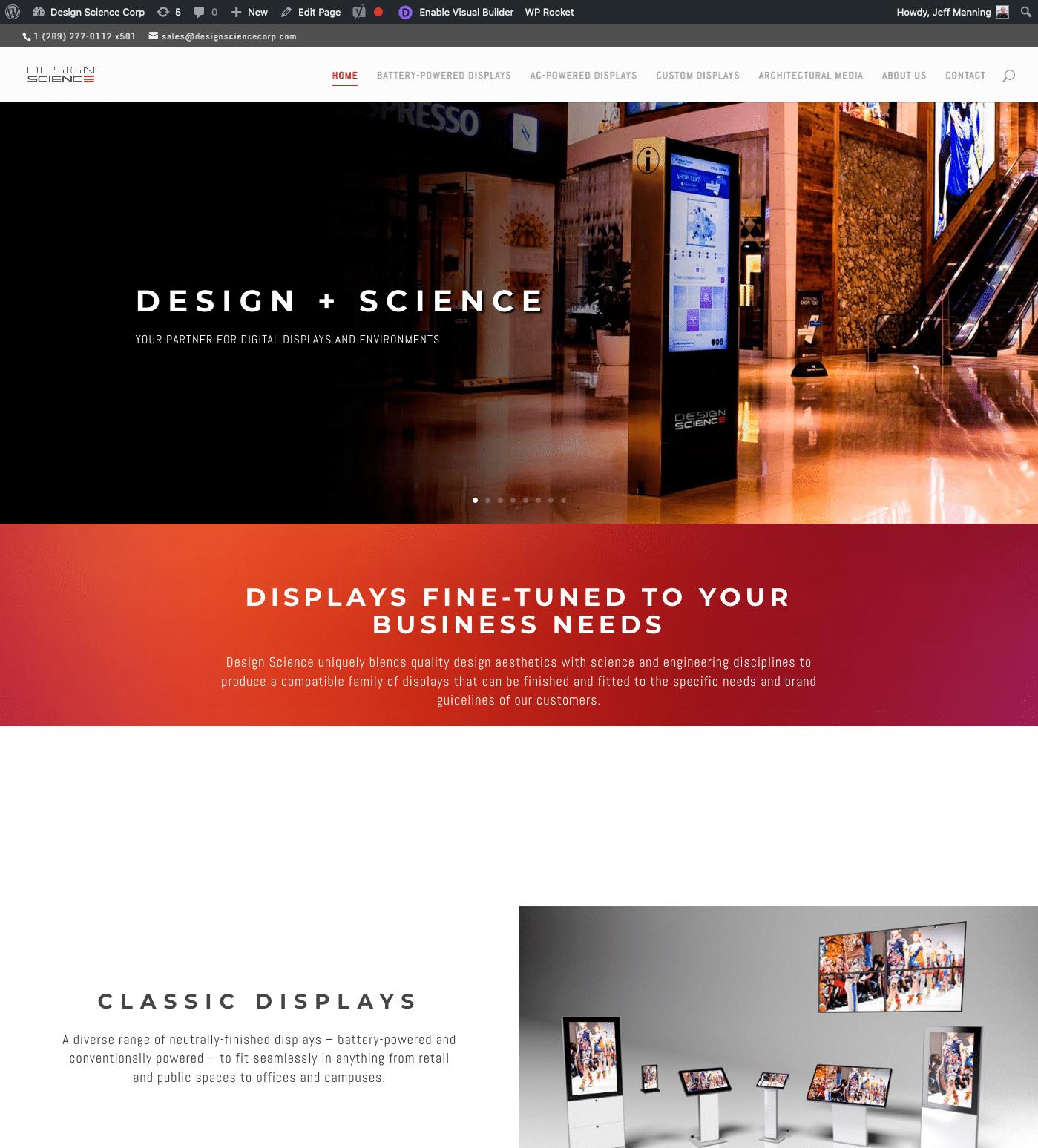 Salomons Landscape Home Page